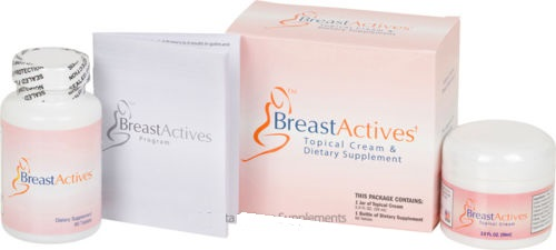 How Breast Actives Pill And Cream Works Planete Cracz